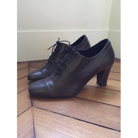 Chaussures à lacets  JONAK Gris, anthracite