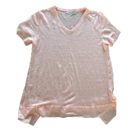 Top, tee-shirt GERARD DAREL Rose, fuschia, vieux rose