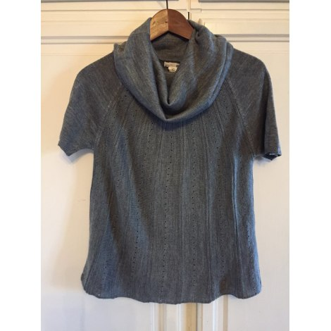 Top, tee-shirt H&M Gris, anthracite