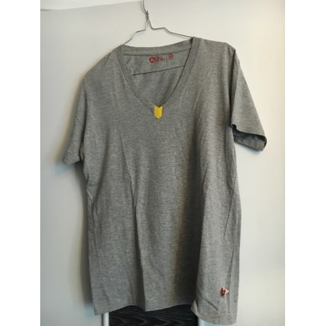 Tee-shirt G-STAR BY MARC NEWSON Gris, anthracite