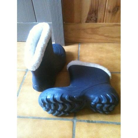 Bottes de neige QUECHUA Bleu, bleu marine, bleu turquoise