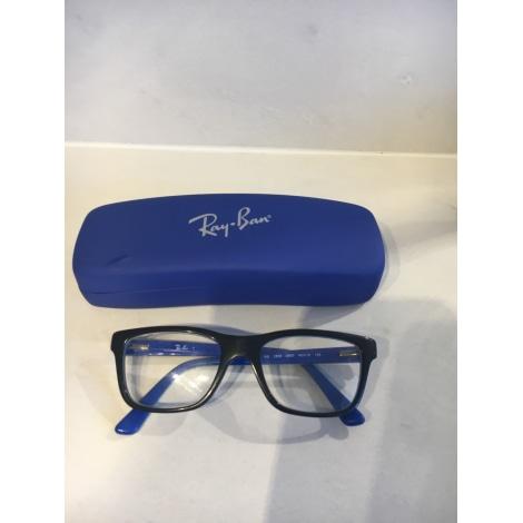 Monture de lunettes RAY-BAN Bleu, bleu marine, bleu turquoise