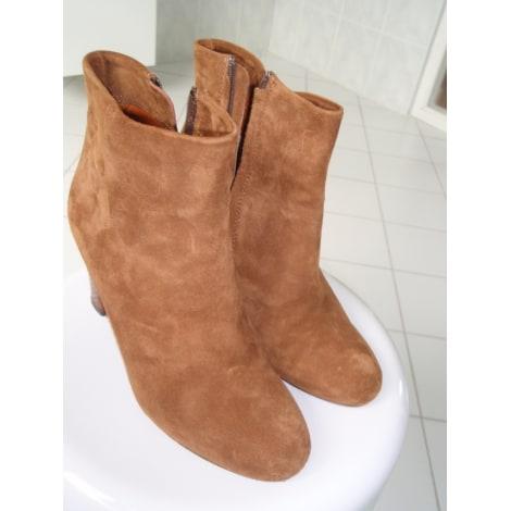 Bottines & low boots à talons THE SELLER Marron