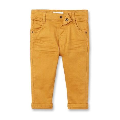 Pantalon OBAIBI Jaune