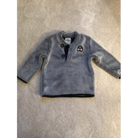 Polaire JEAN BOURGET Gris, anthracite