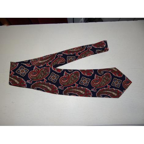 Cravate LANVIN Multicouleur