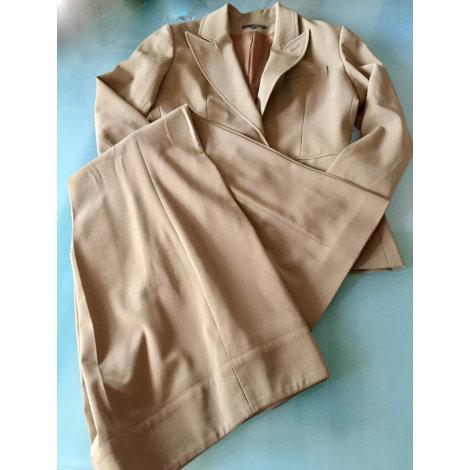 Tailleur pantalon TEENFLO Beige, camel