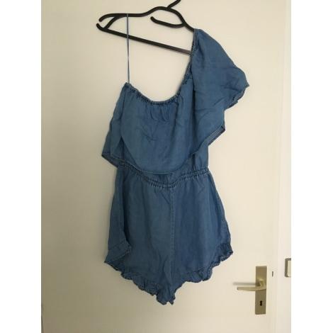Combishort PULL & BEAR Bleu, bleu marine, bleu turquoise