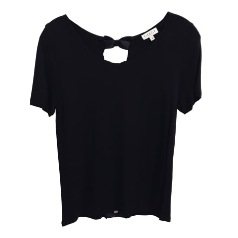Top, tee-shirt CLAUDIE PIERLOT Noir