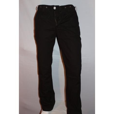 Wide Leg Pants CHEVIGNON Gray, charcoal