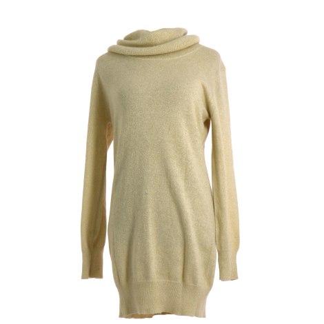 Robe pull 1.2.3 Blanc, blanc cassé, écru