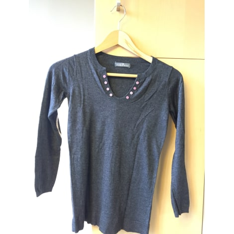 Pull CORLÉONE Gris, anthracite