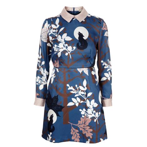 Robe courte PAUL & JOE SISTER Bleu, bleu marine, bleu turquoise