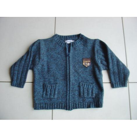 Gilet, cardigan JACADI Bleu, bleu marine, bleu turquoise