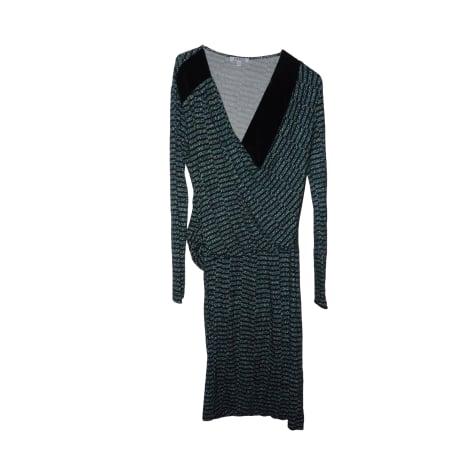 Robe mi-longue NICOLE FAHRI Multicouleur