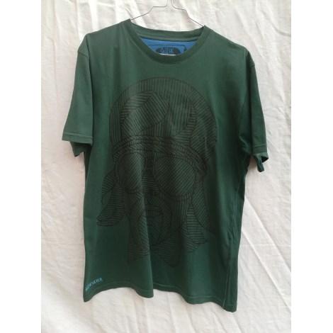 Tee-shirt QUIKSILVER Vert