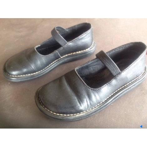 Chaussures de danse  KICKERS Noir