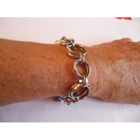 Bracelet FOSSIL Argenté, acier