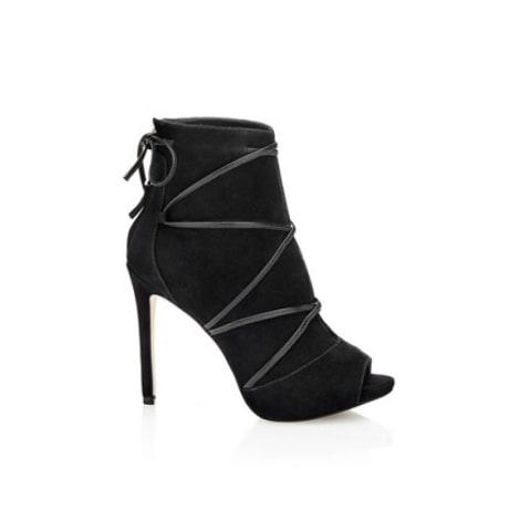 Bottines & low boots à talons GUESS Noir