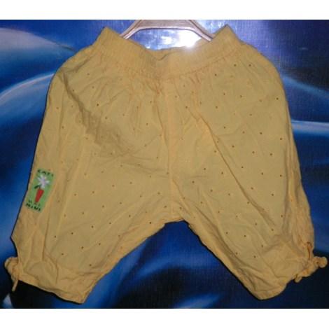 Pantalon CATIMINI Jaune