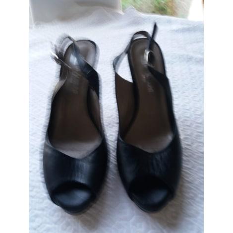 Sandales à talons LA SCARPA Noir