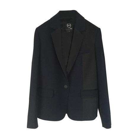 Blazer, veste tailleur ALEXANDER MCQUEEN Noir