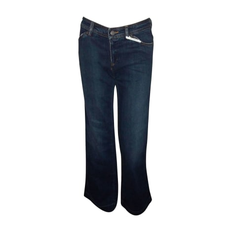 Jeans très evasé, patte d'éléphant SEE BY CHLOE Bleu, bleu marine, bleu turquoise