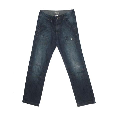 Jeans large LA REDOUTE Bleu, bleu marine, bleu turquoise