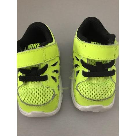 Sneakers NIKE Yellow