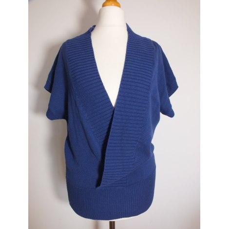 Cache-cœur CAMAIEU Bleu, bleu marine, bleu turquoise