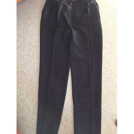 Pantalon droit RODIER Noir