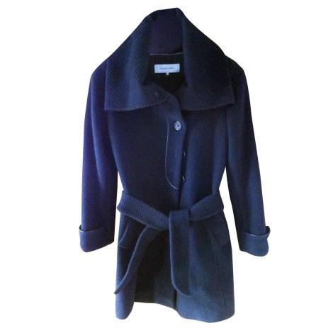 Manteau GERARD DAREL Bleu, bleu marine, bleu turquoise