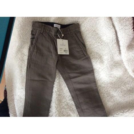 Pantalon COUDÉMAIL Marron