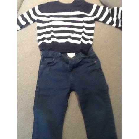 Ensemble & Combinaison pantalon ZARA BABY Bleu, bleu marine, bleu turquoise