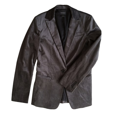 Blazer, veste tailleur CLUB MONACO Gris, anthracite