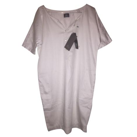 Robe courte LACOSTE Beige, camel