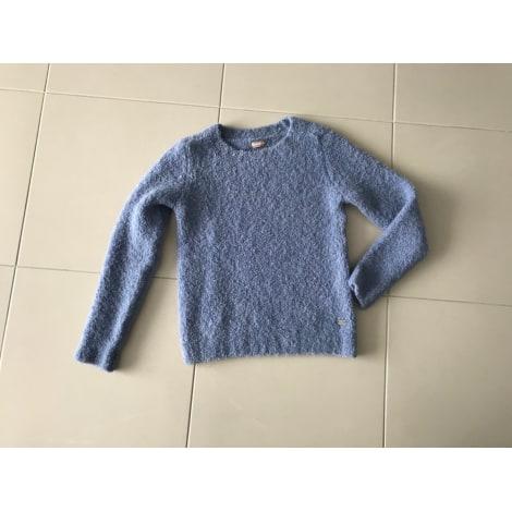 Pull NAPAPIJRI Bleu, bleu marine, bleu turquoise