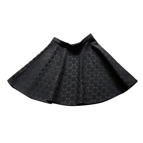 Jupe courte TARA JARMON Noir