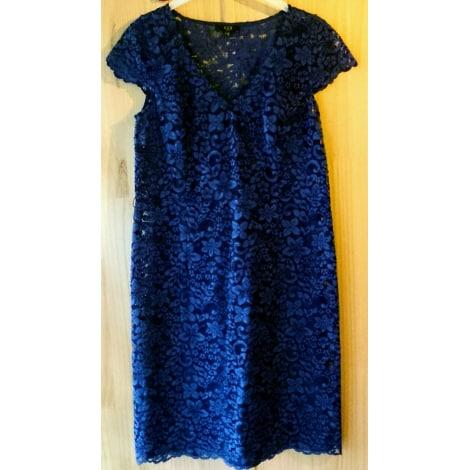 Robe courte 1.2.3 Bleu, bleu marine, bleu turquoise