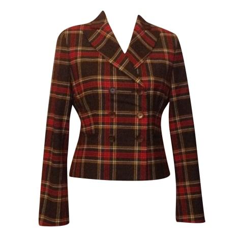 Blazer, veste tailleur MOSCHINO Multicouleur