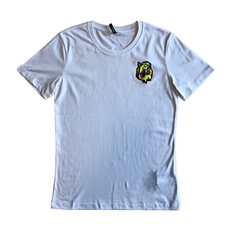 Top, tee-shirt VERSUS VERSACE Blanc, blanc cassé, écru