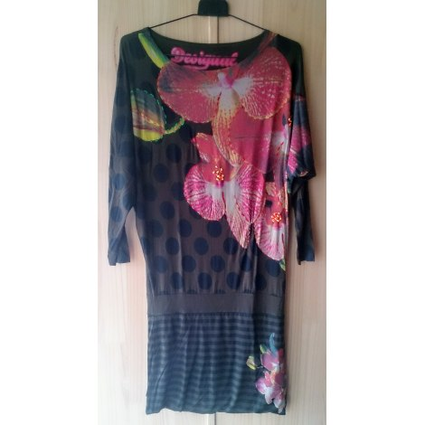 Robe pull DESIGUAL Multicouleur