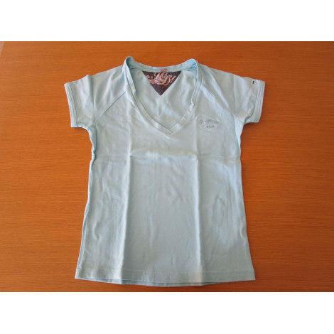 Top, tee-shirt TOMMY HILFIGER Bleu, bleu marine, bleu turquoise