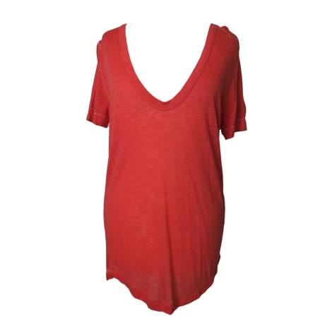 Top, tee-shirt ZADIG & VOLTAIRE Orange