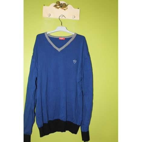 Pull TISSAIA Bleu, bleu marine, bleu turquoise