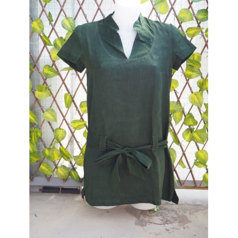 Robe tunique COMPTOIR DES COTONNIERS Vert