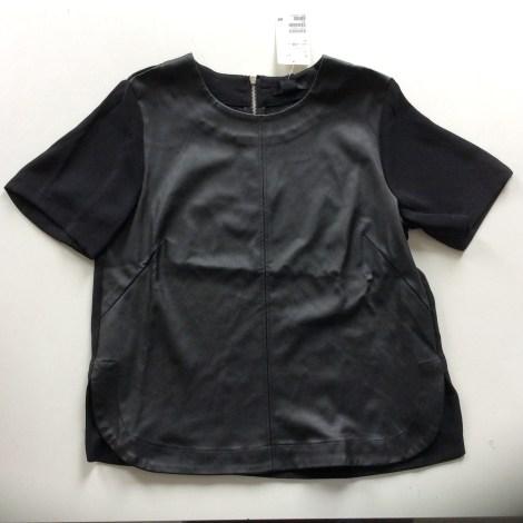 Blouse H&M Noir