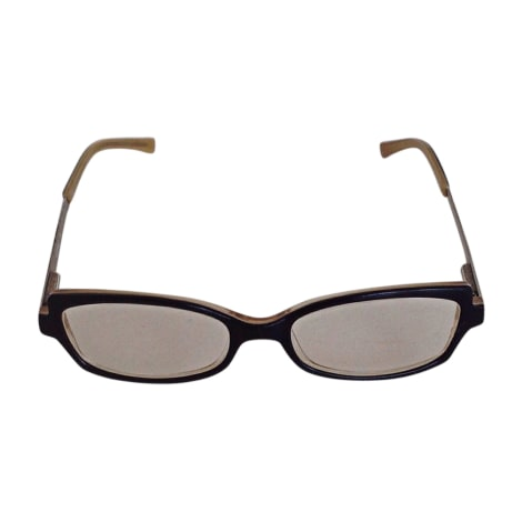 Eyeglass Frames AZZARO Beige, camel