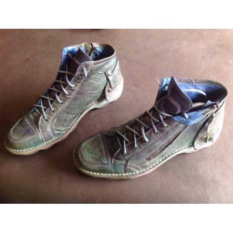 Chaussures à lacets DIESEL Multicouleur