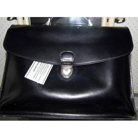 Porte document, serviette GÉRARD HÉNON Noir
